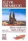 Język niemiecki Zbiór ćwiczeń maturalnych Klasa II i III + KS (Płyta CD)