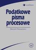 Sławomir Presnarowicz - Podatkowe pisma procesowe