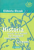 Historia zeszyt ćw.na mapach kontur.liceum
