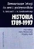 Wesołowska Halina - Scenariusze lekcji do serii podręczników  Historia 1789-1997