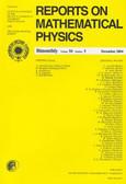 Reports on Mathematical Physics 54/3 wer.eksp.