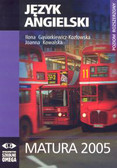Język angielski Matura 2005 + CD/380180/