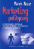 Marek Mazur - Marketing polityczny