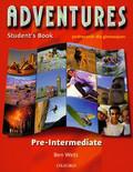 Wetz Ben - Adventures pre-intermediate SB