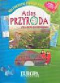 Atlas przyroda dla szkoły podstawowej + CD