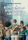 Dominik Boratyn, Grzegorz Bonusiak - Bezpieczeństwo społeczności lokalnych