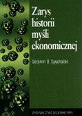 Spychalski Gedymin - Zarys historii myśli ekonomicznej