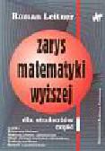 Leitner Roman - Zarys matematyki wyższej cz.1