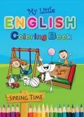 Robert Bodrog - My Little English Coloring Book