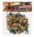 Zestaw figurek wojsko
