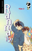 Takahashi Rumiko - Ranma 1/2 tom 3