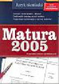 Język niemiecki Matura 2005
