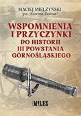 Maciej Mielżyński ps. Nowina-Doliwa - Wspomnienia i przyczynki do historii..