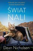 Dean Nicholson, Joanna Dziubińska - Świat Nali. Człowiek, kot i ich podróż rowerem..