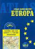 Europa atlas samochodowy + CD z mapą Europy
