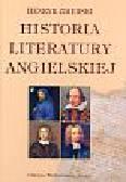 Zbierski Henryk - Historia literatury angielskiej
