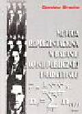 Bracha Czesław - Metoda reprezentacyjna w badaniu opinii publicznej i markitingu