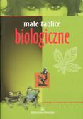 Tablice biologiczne /małe/