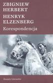 Herbert Zbigniew, Elzenberg Henryk - Korespondencja Zbigniew Herbert Henryk Elzenberg