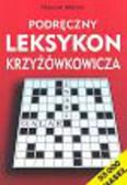 Maron Henryk - Podręczny leksykon krzyżówkowicza