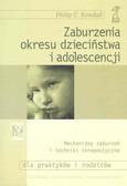 Zaburzenia okresu dzieciństwa