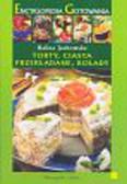 Jachowska Halina - Torty ciasta przekładane rolady