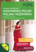 praca zbiorowa - Słowni uniwersalny hiszp-pol-hiszp PONS