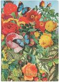 Kalendarz książkowy midi 2021-2022 Butterfly
