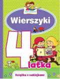 Elżbieta Lekan, Urszula Kozłowska, Joanna Myjak - Mali geniusze. Wierszyki 4-latka