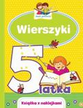 Elżbieta Lekan, Urszula Kozłowska, Joanna Myjak - Mali geniusze. Wierszyki 5-latka