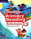 Cambridge Primary Reading Anthologies 1&2 Teacher`s Book with Online Audio