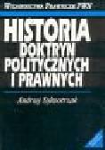 Sylwestrzak Andrzej - Historia dokrtyn politycznych i prwnych