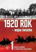Elżbieta Kowalczyk, Konrad Rokicki - 1920 rok wojna światów