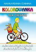 Guzowska Beata - Kolorowanka dla chłopca