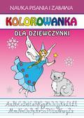 Guzowska Beata - Kolorowanka dla dziewczynki