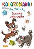Ernest Błędowski - Kolorowanki dla malucha - Domowe zwierzęta