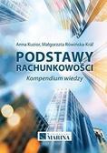 Anna Kuzior, Małgorzata Rówińska-Kral - Podstawy rachunkowości. Kompedium wiedzy w.2
