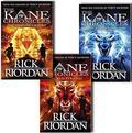 Riordan Rick - Kane Chronicles Ultimate Collection Box Set