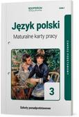 Urszula Jagiełło, Magdalena Steblecka-Jankowska, - J. polski LO 3 Maturalne karty pracy ZP Linia I