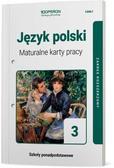 Urszula Jagiełło, Magdalena Steblecka-Jankowska, - J. polski LO 3 Maturalne karty pracy ZR Linia I