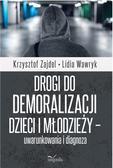 Krzysztof Zajdel, Lidia Wawryk - Drogi do demoralizacji dzieci i młodzieży..