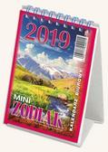 Kalendarz 2022 Biurowy Mini Zodiak TELEGRAPH