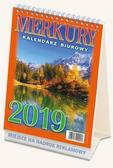 Kalendarz 2022 Biurowy Merkury MIX TELEGRAPH