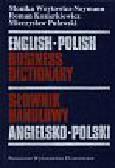 Neymann-Woytowicz Monika - Słownik handlowy angielsko-polski