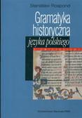 Rospond S. - Gramatyka historyczna języka polskiego z ćwicz