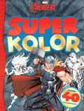 praca zbiorowa - Superkolor. Marvel Avengers