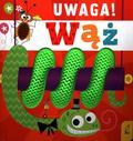 Paszkiewicz Anna - Uwaga wąż