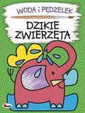 Kwiecińska Mirosława - Woda i pędzelek Dzikie zwierzęta