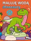 Kozera Piotr - Maluję wodą Dinozaury