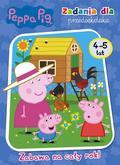 praca zbiorowa - Peppa Pig. Peppa Pig. Zadania dla przedszkolaka